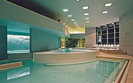 Egerszalók, luxusní Saliris Resort Spa & Konferencia Hotel**** s termálními lázněmi