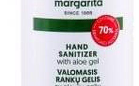 Margarita Hand Sanitizer 250 ml dezinfekční gel na ruce s aloe vera unisex