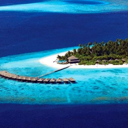 Maledivy letecky na 10 dnů, polopenze