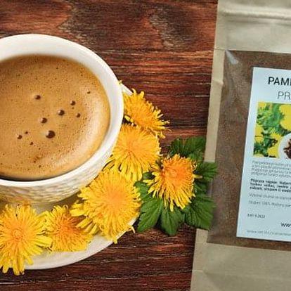 100% přírodní bezkofeinová pampelišková káva