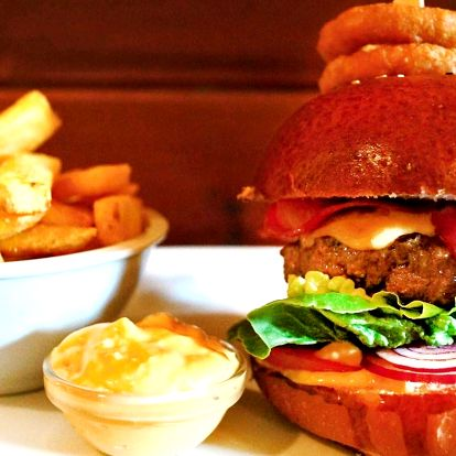 20% sleva do Burger Grill pub, odnos s sebou