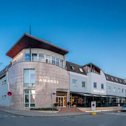 Letní víkendový pobyt v Amande Wine Wellness Hotelu