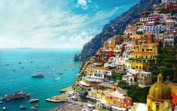 Krásy Neapolského zálivu