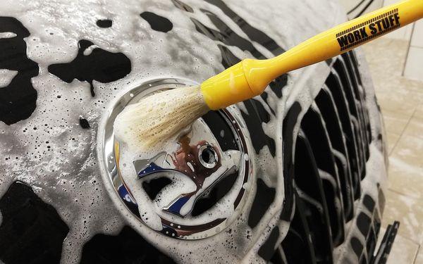 Ruční mytí vozu Basic Plus3