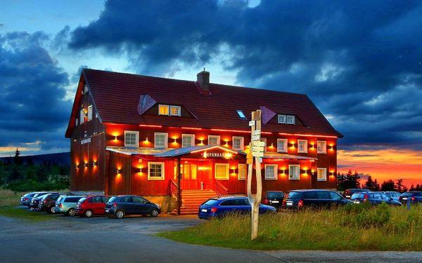 Špindlerův Mlýn s all inclusive, wellness a výlety