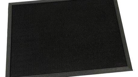 Flomat Venkovní rohožka kartáčová Rubber brush II, 60 x 80 cm