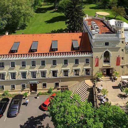 Prodloužený víkend ve Wellness hotelu Chateau St. Havel