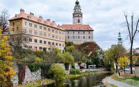 Víkendový cyklovýlet: Český Krumlov, Lipno na kole, pěšky nebo inline bruslích