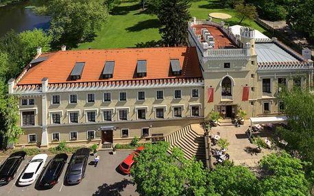 Relaxační pobyt pro dva ve Wellness hotelu Chateau St. Havel