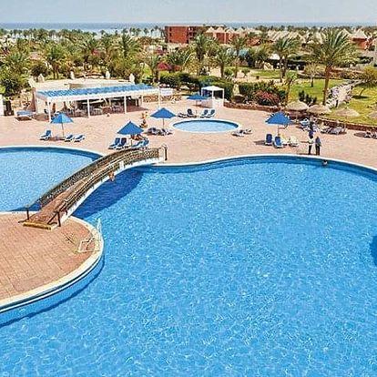 Egypt - Sharm el Sheikh letecky na 8-12 dnů, all inclusive
