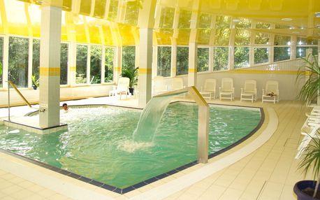 Relaxační pobyt v hotelu Riviera s polopenzí a neomezeným wellness