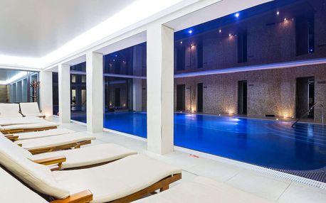Rodinná dovolená v Zámku Lužec Spa & Wellness Resort**** s procedurami a polopenzí