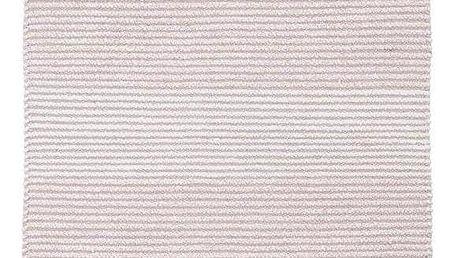 Hadrový koberec Malto, 70/140cm, Růžová