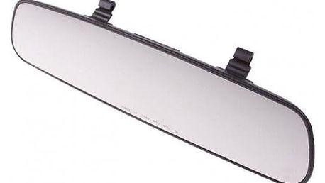 Kamera - černá skříňka zpětné zrcátko HD