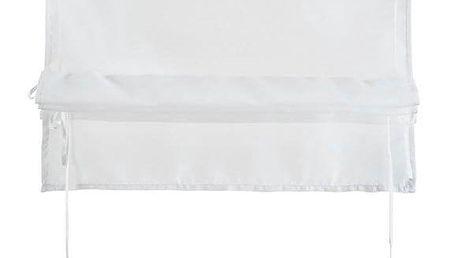 Provázková Roleta Nina, 80/140cm, Bílá