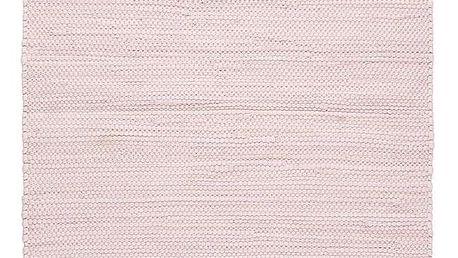 Hadrový Koberec Julia 1, 60/90cm, Růžová