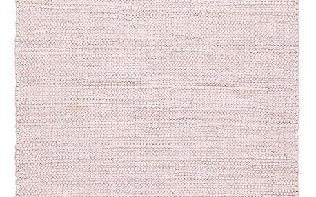 Hadrový Koberec Julia 3, 70/230cm, Růžová
