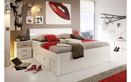 postel Mars Bílá