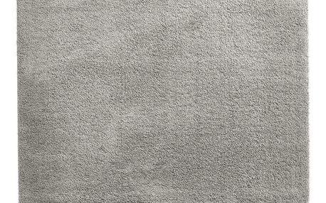 Shaggy Koberec Stefan 2, 120/170cm, Sv.šedá