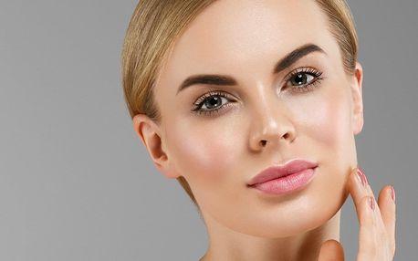Víkendové kosmetické ošetření i s masáží obličeje