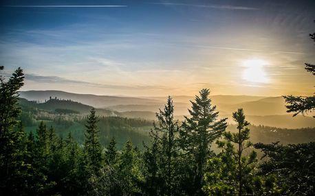 Šumava a Bavorský les