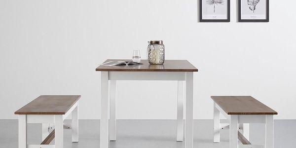 Jídelní Stůl Alessandra 160x80 Cm3