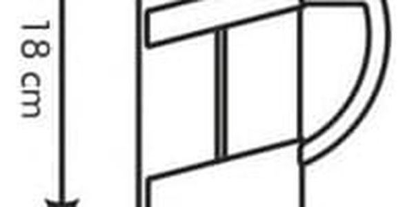 Tescoma Konvice na čaj a kávu TEO 0,6 l, 0,6 l2