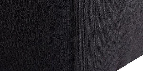 Postel Boxspring Nero Pl: 180/200cm, Černá2