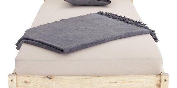 Dřevěná Postel Bez Matrace Maren, 90x200 Cm3