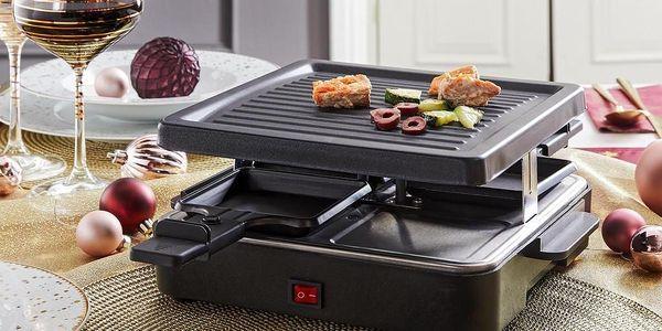Raclette-gril Foli2