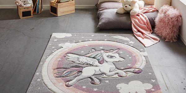Dětský Koberec Unicorn, 100/150cm2