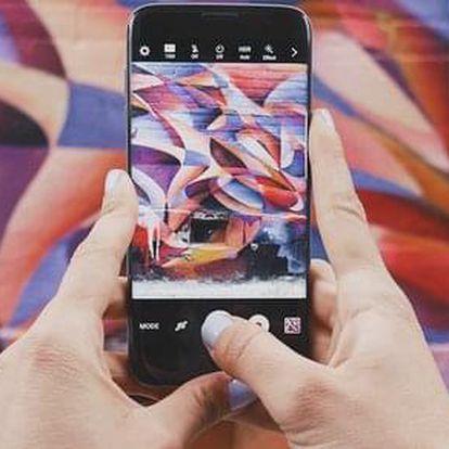 Interaktivní online kurz fotografování mobilem