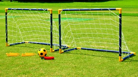 MASTER Goal 85 x 60 x 42 cm s míčem