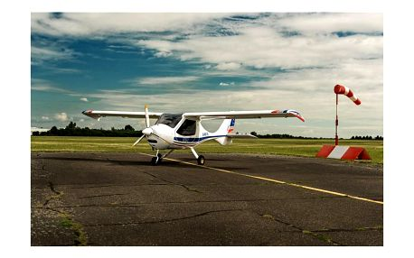 Pilotem malého letounu na zkoušku - privátní let