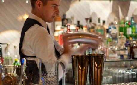 Domácí degustace koktejlů - 3 ikonické koktejly + barový videokurz
