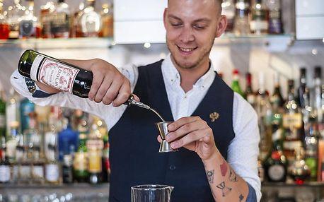 Domácí degustace koktejlů - 3 ikonické koktejly + barový videokurz + shaker a sklenička