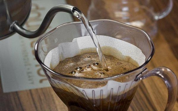 Online kurz přípravy kávy s pražírnou DOUBLESHOT + 5 druhů špičkové kávy + sada na přípravu kávy + kvalitní mlýnek, U vás doma, Domácí příprava kávy2