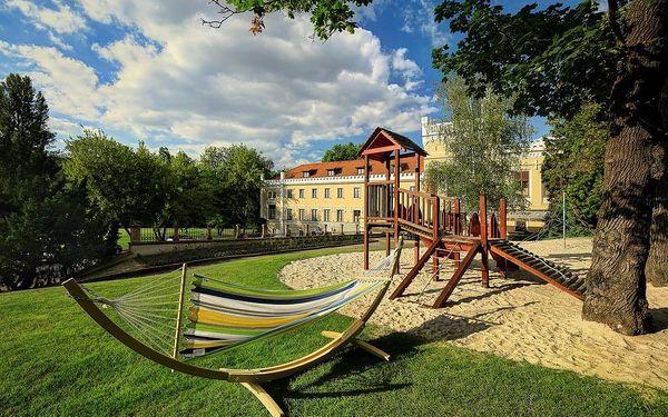 Odpočinek na zámku Chateau St. Havel pro dva — 2× noc v Deluxe pokoji + relax ve vířivce nebo sauně, Praha, 2 noci, 2 osoby, 3 dny4