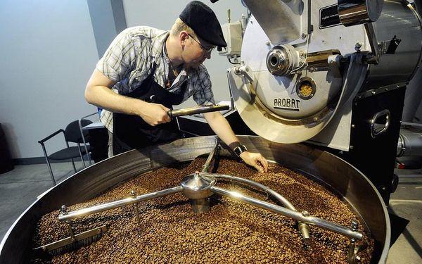 Online kurz přípravy kávy s pražírnou DOUBLESHOT + 5 druhů špičkové kávy + sada na přípravu kávy + kvalitní mlýnek, U vás doma, Domácí příprava kávy5