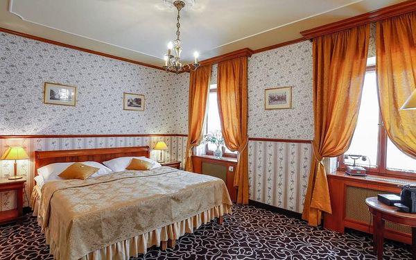 Odpočinek na zámku Chateau St. Havel pro dva — 2× noc v Deluxe pokoji + relax ve vířivce nebo sauně, Praha, 2 noci, 2 osoby, 3 dny5