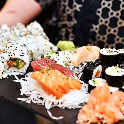30% sleva do restaurace Sushi DuHa, odnos sebou