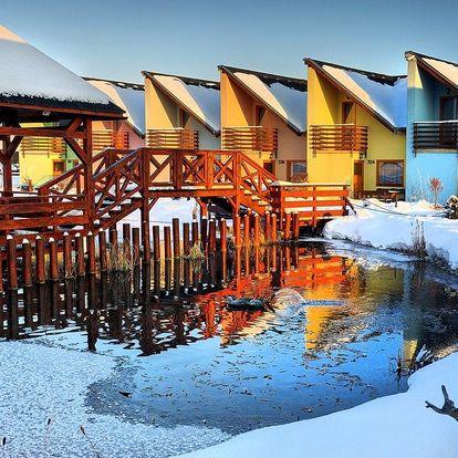 Pobyt v největším aquaparku na Slovensku Tatralandia, Nízke Tatry - Liptov