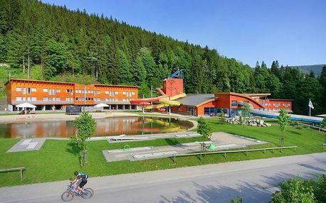 Letní prázdniny v Hotelu Aqua Park Špindlerův Mlýn