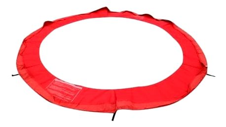 Kryt pružin na trampolínu 305 cm - červený