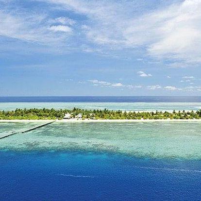 Maledivy letecky na 10-12 dnů, all inclusive