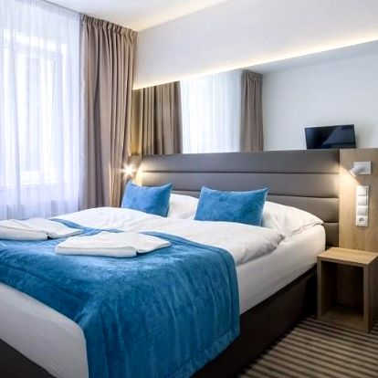 Pobyt v centru Prahy v 4* hotelu pro 2 osoby s platností do konce roku 2021
