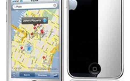 Zrcadlová ochranná folie pro iPhone 3G/3GS - dodání do 2 dnů