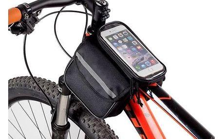 Taška na kolo s pouzdrem na dotykový telefon - dodání do 2 dnů