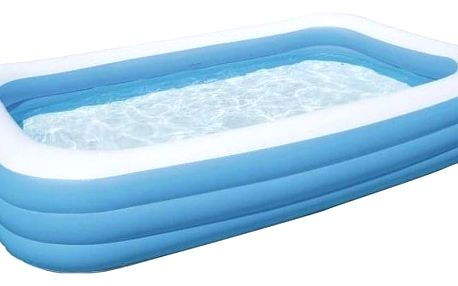 Bazén obdélníkový 305 x 183 x 56 cm modrobílý samostatně