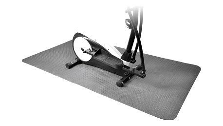 Podložka pod fitness stroje MASTER 6 mm - 200 x 100 cm